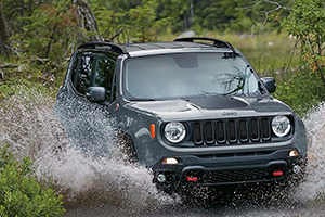 New 2017 Jeep Renegade for sale at All Star CDJR in Baton Rouge LA