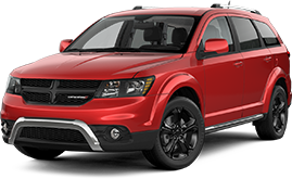 New 2017 Dodge Journey at All Star CDJR in Baton Rouge LA
