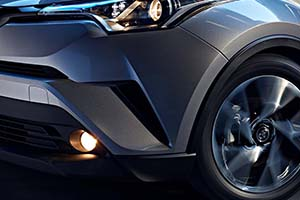 New 2018 Toyota C-HR for sale at All Star Toyota