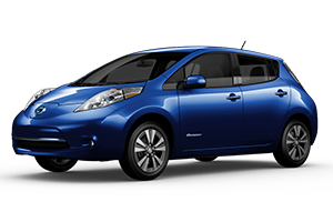 2016 Nissan Leaf for sale in Baton Rouge, La at All Star Nissan