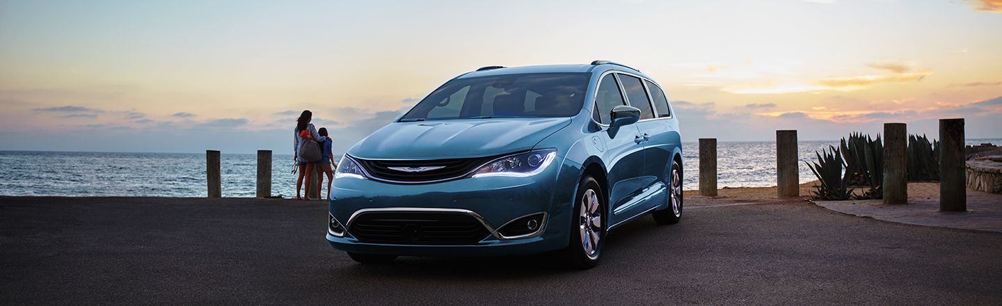 The Jeep Store New Chrysler Pacifica