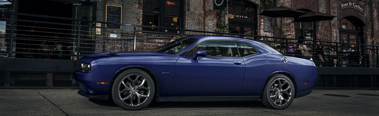 The Jeep Store New Dodge Challenger