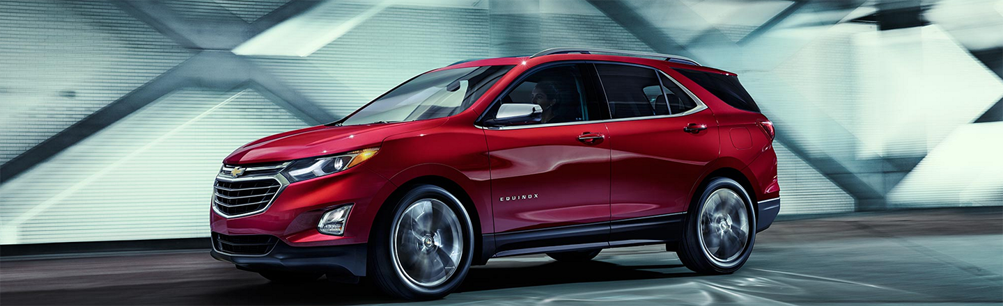 2018 Chevrolet Equinox in Tulsa, OK
