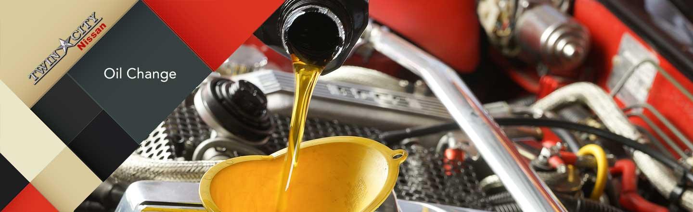 Oil Change Service In Port Arthur, TX | Twin City Nissan