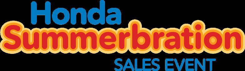 Burns Honda, Honda Summerbration Sales Event logo