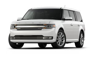 New 2018 Ford Flex for sale at All Star Ford