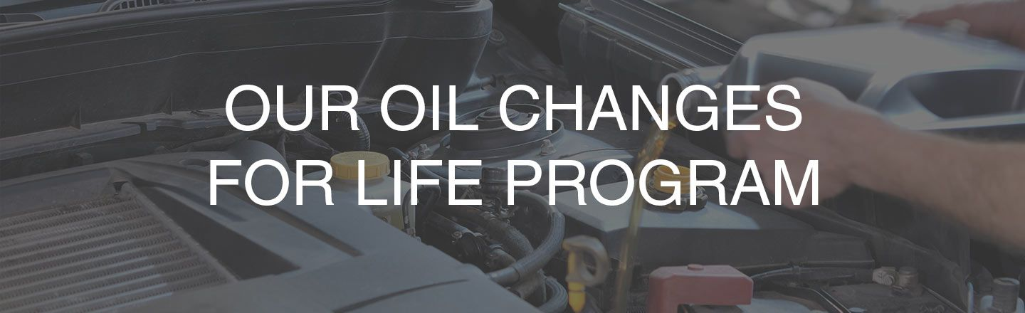 oil change at Volume Hyundai