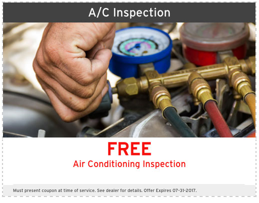 Free AC Inspecition