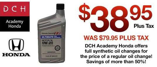Honda Service Deals And Specials Near Newark And Edison, NJ. Synthetic Oil  Change