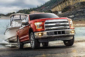 The New 2018 Ford F-150 at All Star Ford