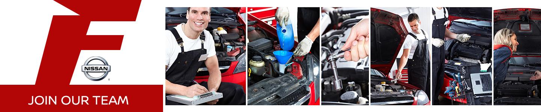 Fiesta Nissan Santa Fe Employment