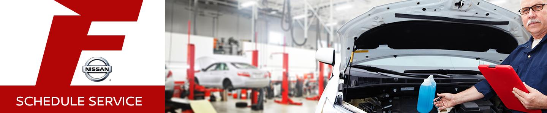 Fiesta Nissan Santa Fe Schedule Service