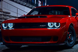 2018 Dodge Challenger Demon for sale at All Star CDJR