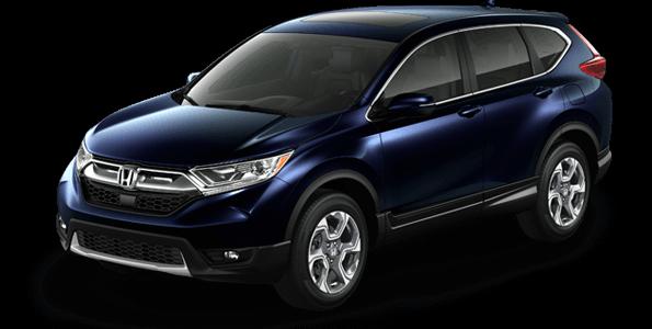 2017 Honda CR-V and Music City Honda