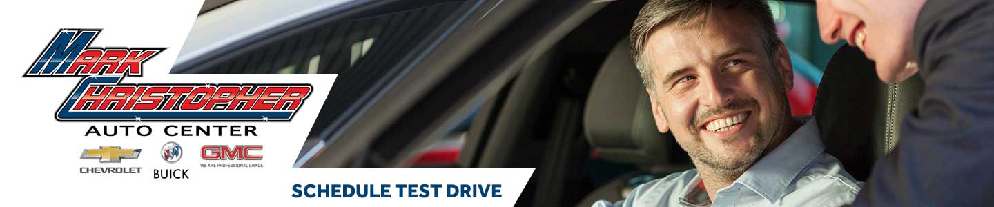 Mark Christopher Auto Center Schedule Test Drive