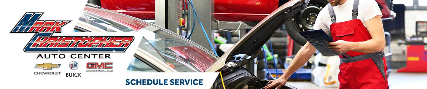 Mark Christopher Auto Center Schedule Service