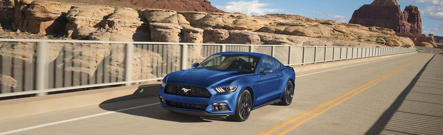New Ford Mustang in Temecula, CA