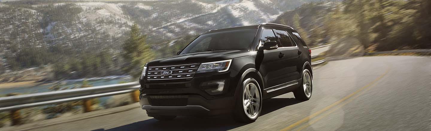 New Ford Explorer SUVs in Hemet, CA