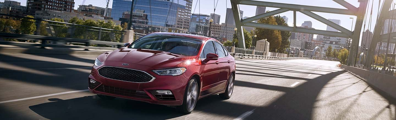 Ford Fusion Mid-Size Sedans in Hemet, CA | Gosch Ford Hemet