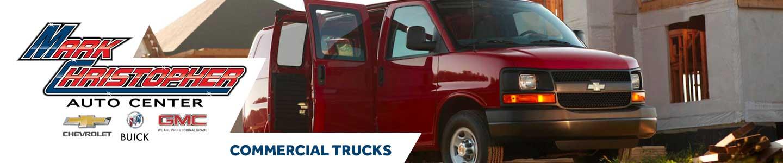 Mark Christopher Autogroup Plumbing Trucks and Vans in Ontarion, CA