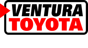 Ventura Toyota Dealership Logo