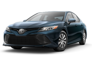 The new 2018 Toyota Camry for sale at All Star Toyota