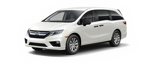 2018 Honda Odyssey available in Evesham Township
