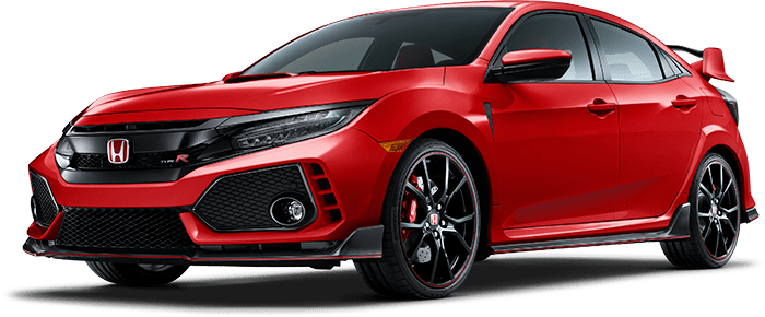 The All New Red Civic Type R available at Honda of New Rochelle in New Rochelle NY 10801
