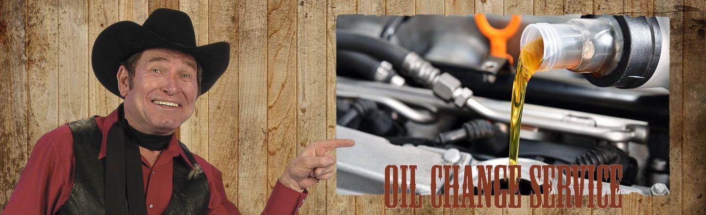 Bonham CDJR, Oil change service