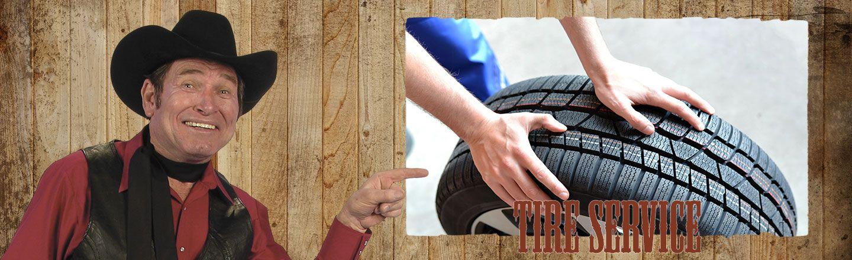 Bonham CDJR, service tires