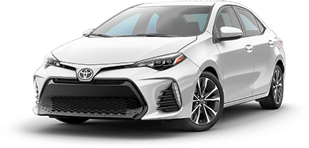 2017 Toyota Corolla in White at DCH Toyota of Simi Valley