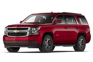 The new 2017 Chevrolet Tahoe for sale at All Star Chevrolet in Baton Rouge