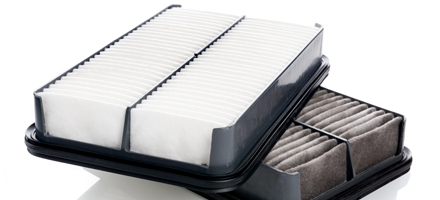Cabin Air Filters & Engine Air Filters