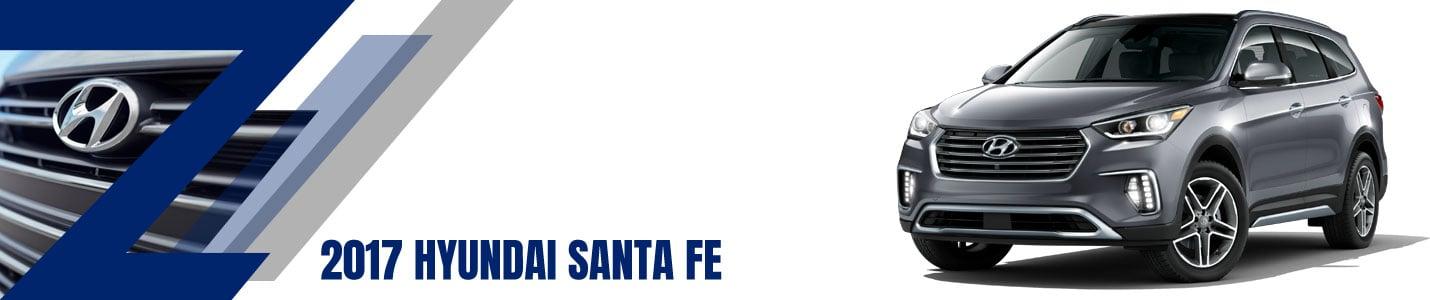 2017 Hyundai Santa Fe in Hemet, CA