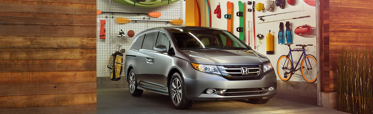 Explore The New Honda Odyssey In Colorado Springs, CO