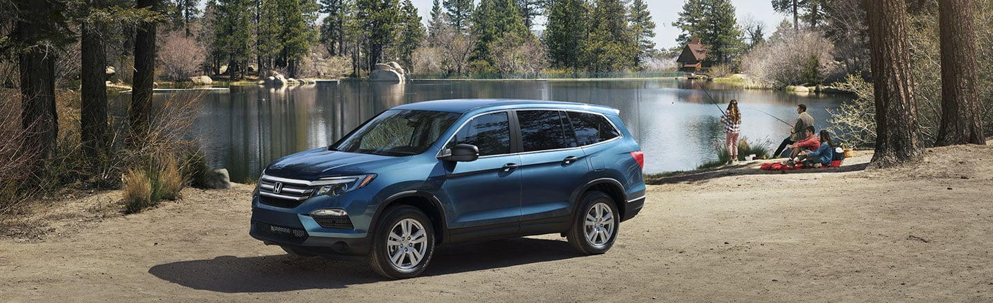 Explore the New Honda Pilot SUV in Colorado Springs, CO