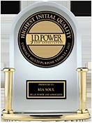 2017 JD Power Initial Quality Study