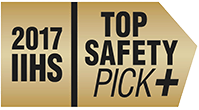 2017 KIA OPTIMA EARNS IIHS TOP SAFETY PICK+ AWARD