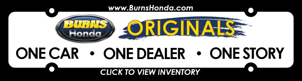 About Burns Honda Originals