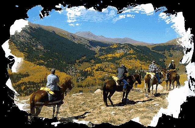 Tumbling River Ranch - Grant CO