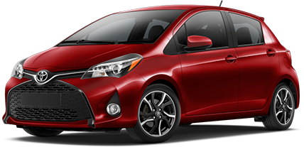 2017 Toyota Yaris at DCH Toyota of Oxnard dealership