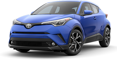 2017 Toyota C-HR at DCH Toyota of Oxnard dealership