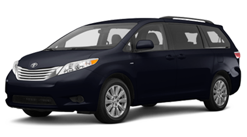 2017 Toyota Sienna at DCH Toyota of Oxnard dealership