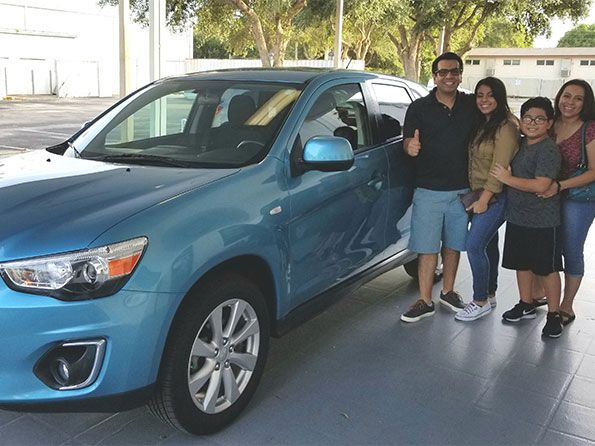 Sarasota Mitsubishi, Happy Customers
