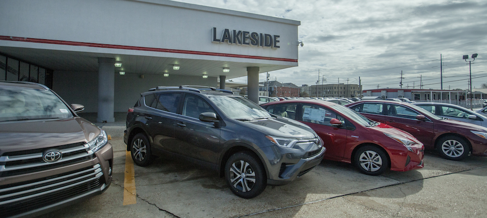 Looking For An Automotive Dealership Near You That Can Handle Sales, Service  Financing And More? Lakeside Toyota Invites New Orleans Area Drivers And  Car ...