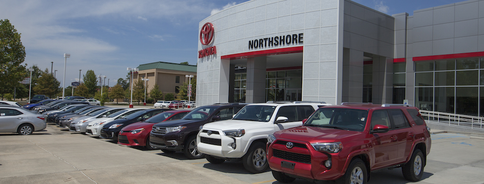 Northshore Toyota Dealership Covington LA