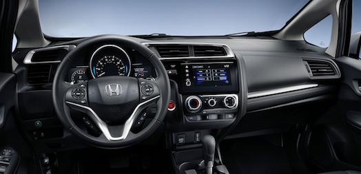 2018 Honda Fit tech features