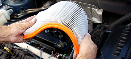 Engine Air Filter Service Special