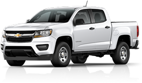 2017 Chevrolet Colorado for sale at All Star Chevrolet