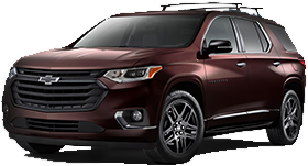 2018 Chevrolet Traverse for sale at All Star Chevrolet